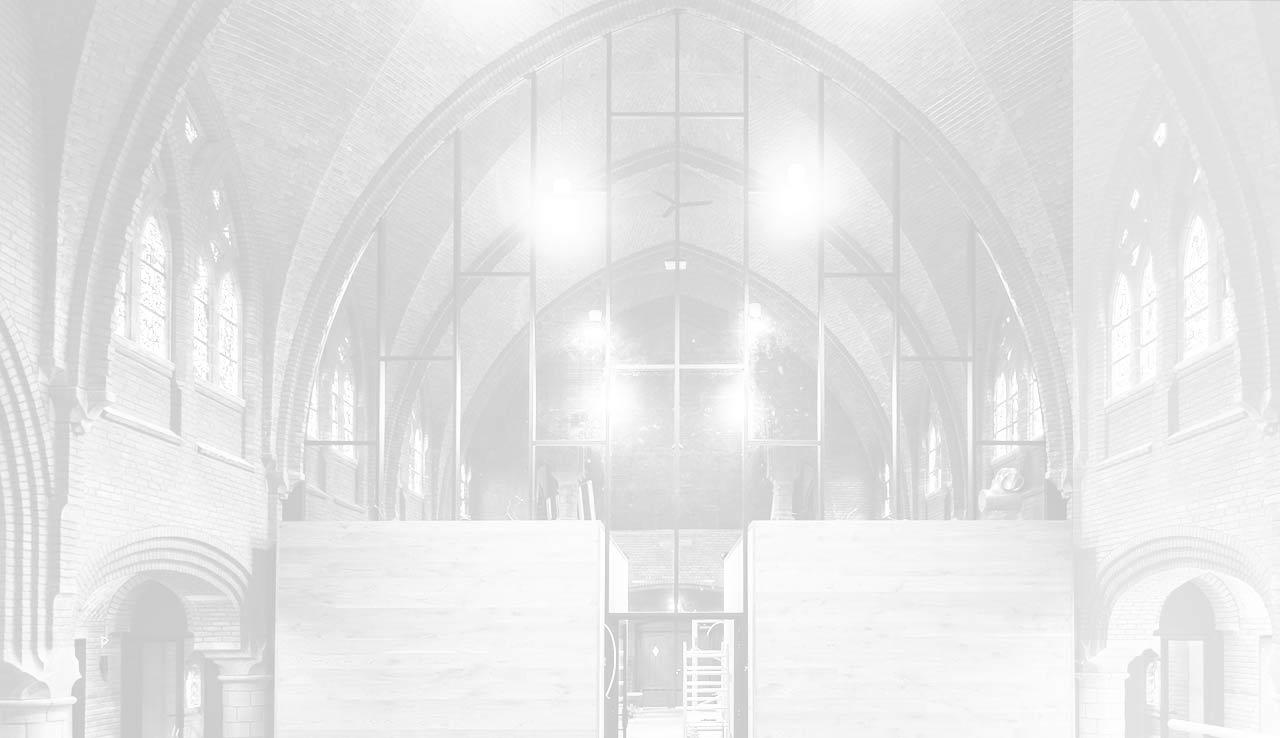 St. bernadet kerk verbouwing