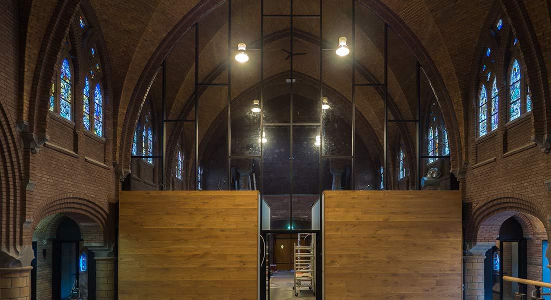 bernadette kerk renovatie spoordonk